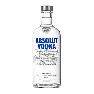 Absolut  700 ml