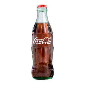 Coca Cola botella cristal 25 cl. pack de 24