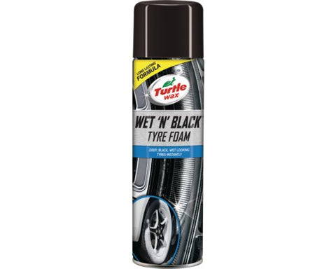 Turtle Wax Wet & Black Tyre