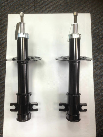 FIAT PUNTO MK2 1.2 8V+16V 1999-2005 FRONT 2X SUSPENSION SHOCK ABSORBERS NEW PAIR
