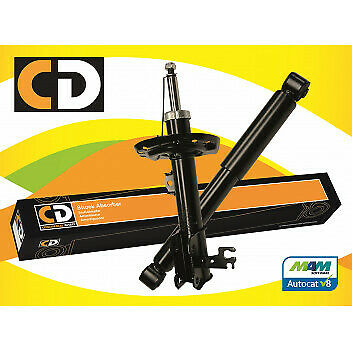 To Fit Mini Cooper, Cooper D, One, One D - R Shock Absorber Rear