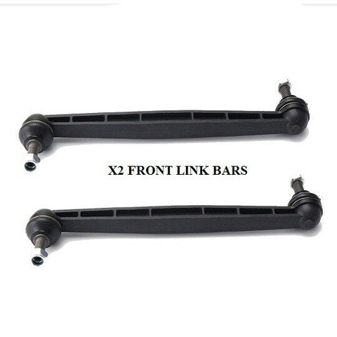 VAUXHALL ASTRA H 2004-2013 FRONT STABILISER ANTI ROLL BAR DROP LINKS X2