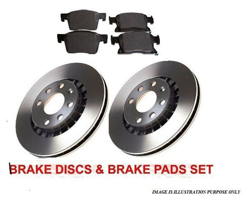 BMW 1 SERIES 118 114 116 F20 F21 FRONT & REAR BRAKE DISCS + PADS & WEAR SENSORS