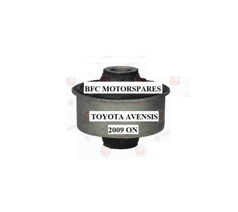TOYOTA AVENSIS T27 2008> FRONT LOWER SUSPENSION WISHBONE ARM REAR BUSHES