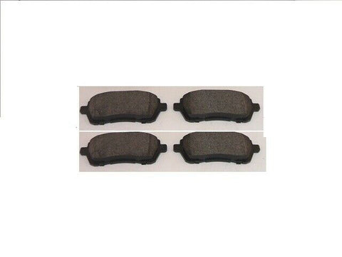 FORD FIESTA MK7 B299 1.0 ECOBOOST FRONT BRAKE PADS SET (NEW) 09-18