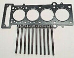 MINI ONE COOPER 1.4 1.6 16V R50 R52 R53 2000 on CONVERTIBLE HEAD GASKET & BOLTS
