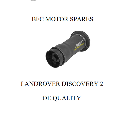 LAND ROVER DISCOVERY 2.5 TD5 4.0 AIR SUSPENSION SPRING UNIT REAR X1 OE QUALITY