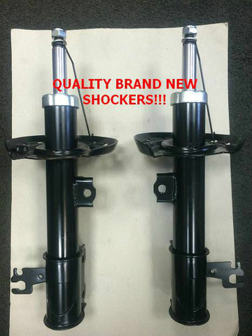 FITS NISSAN X TRAIL 2.0 2.2 REAR SHOCK ABSROBERS X 2 2001-2007 NEW!
