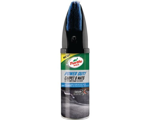 Turtle Wax Power Out Carpet & Mats Cleaner 400ml Aero