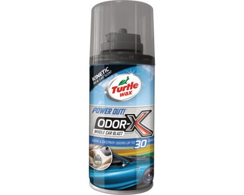 Turtle Wax Power Out Odor-X Whole Car Blast Aerosol