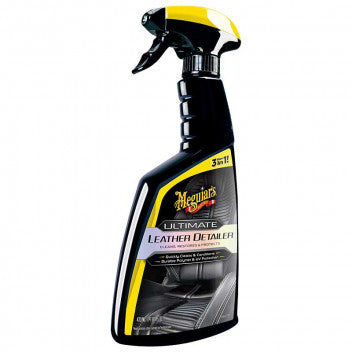 Meguiar's G201316EU Ultimate Leather Detailer 473ml