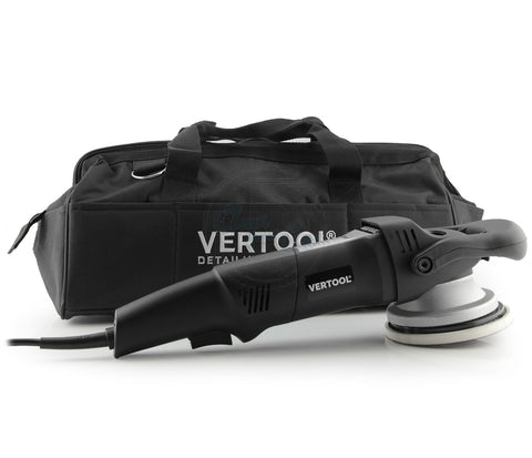 Vertool Force Drive Dual Action Polisher UK/EU Plug