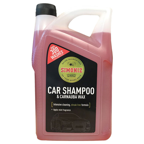 Simoniz Wash & Wax Car Shampoo