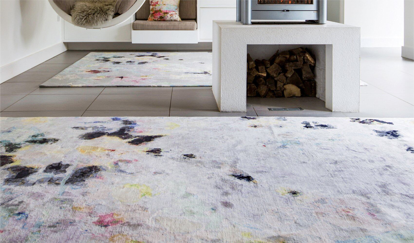 Knots Rugs Watercolours