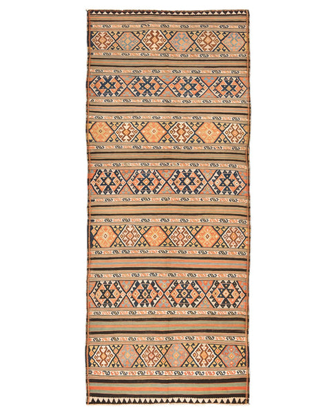 ANTIQUE PERSIAN KILIM | NO.01 ORIGINAL
