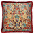 17TH CENTURY MODERN SKULL CUSHION | RED WITH RED FRINGE
