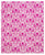 IKAT ROYAL DAMASK | HOT PINK