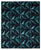 Origami is a stunning contemporary carpet inspired by the traditional Japanese artform. The luxury hand knotted rug is made up of 7 shades of blue, deep green and teal, creating a bold geometric design. Bespoke sizes and colourways are available upon request.