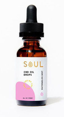 soul cbd oil drops