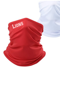 {Moore High Cheer Gaiter {Red}}