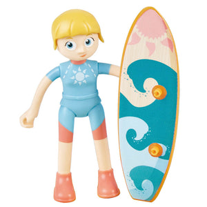 Figurine Zoé la Surfeuse