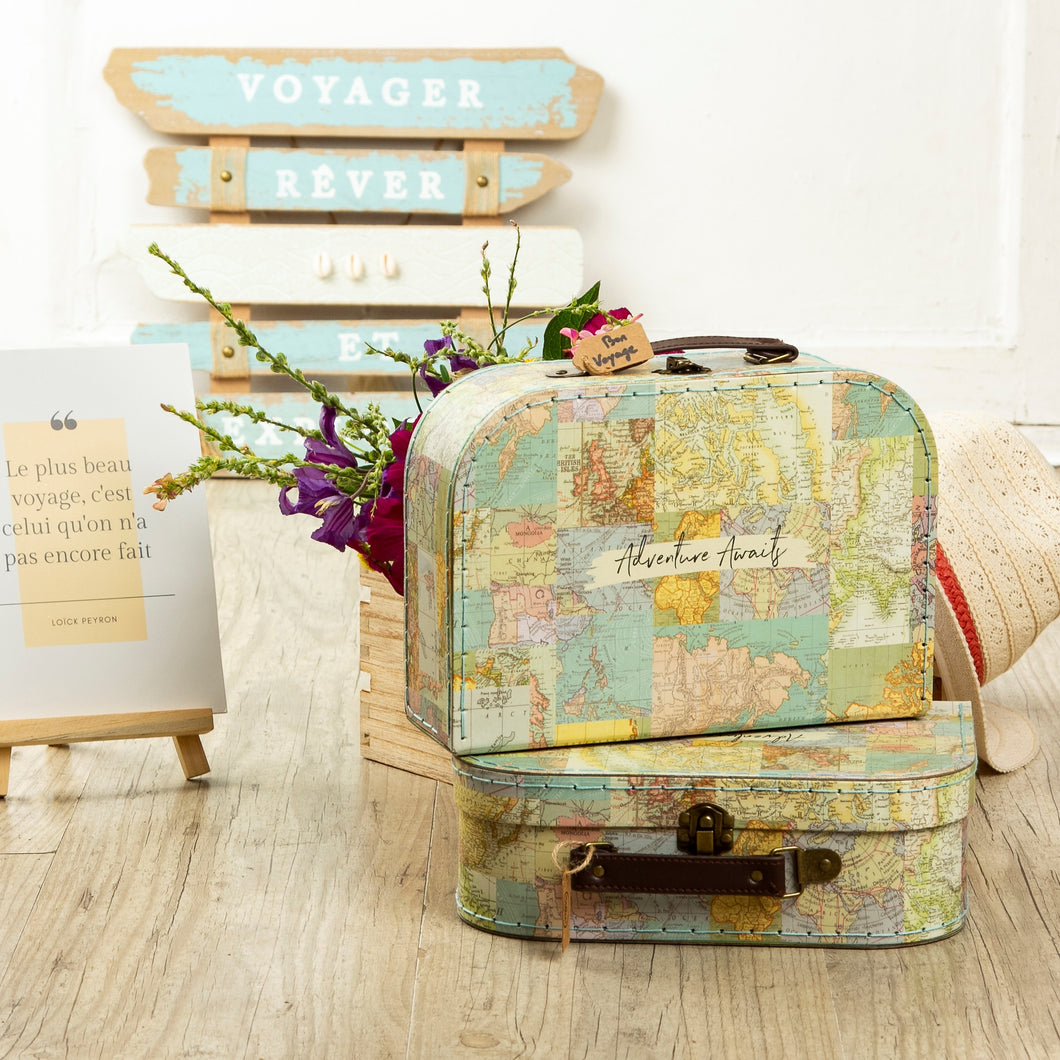 Pack Duo - 2 Coffrets Vive l'aventure