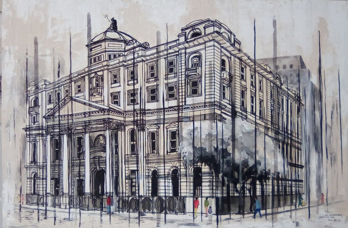 Old Standard Bank Building, Capetown