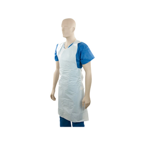 Disposable Polythene Aprons [500 pcs per box]
