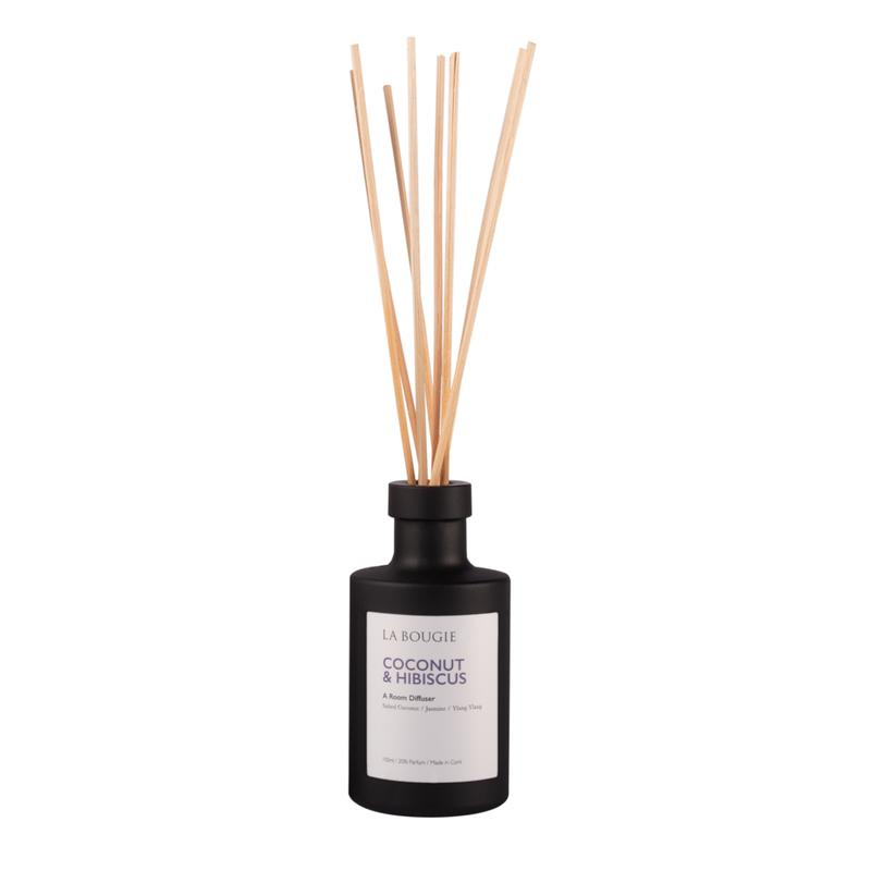 Coconut and Hibiscus Room Diffuser