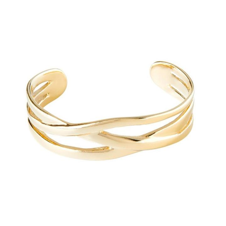 Gold Uno De 50 Bangle