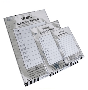 EDEC anti-static evidence Bag