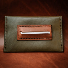 "Load image into Gallery viewer, ""The Tobacconist"" Cigarette Pouch"