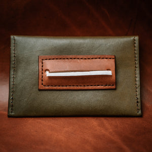 """The Tobacconist"" Cigarette Pouch"