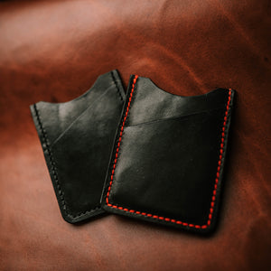"""The Blacksmith"" Card Wallet"