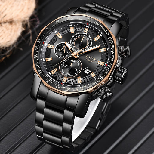 Mens Swavo Watch
