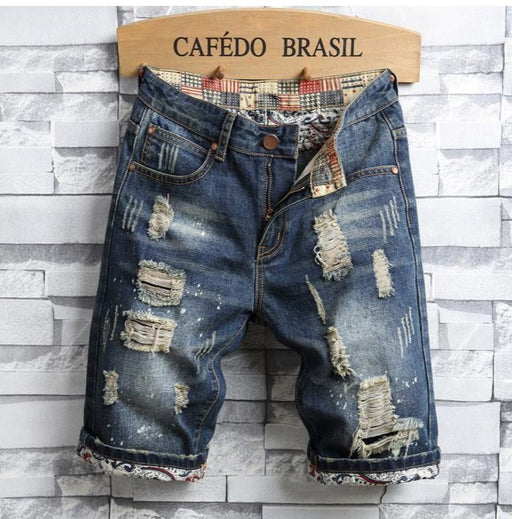Mens Apollo Denim Shorts