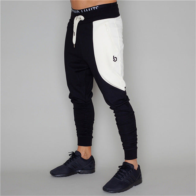 Mens Ace Sidepatch Joggers