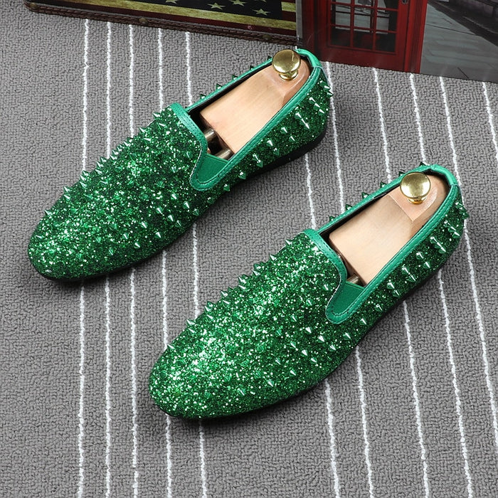 Mens Charm King Loafers