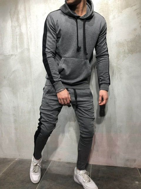 Mens Brodley Sweatsuit Set