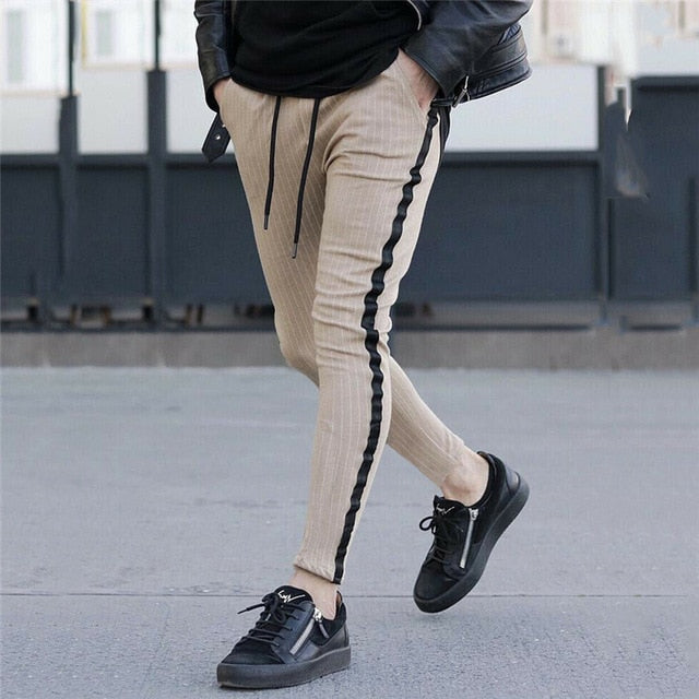 Mens Urban Stripe Pants