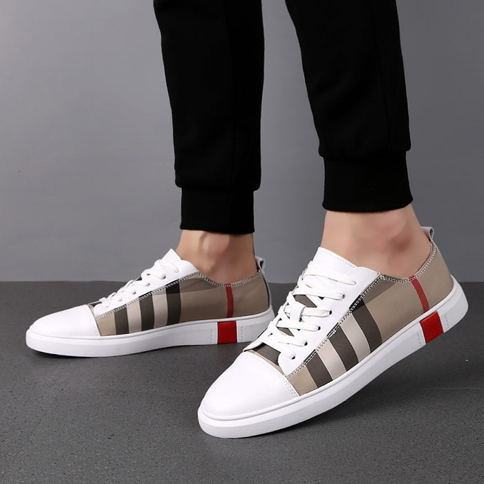 Mens Stand Tall Sneakers