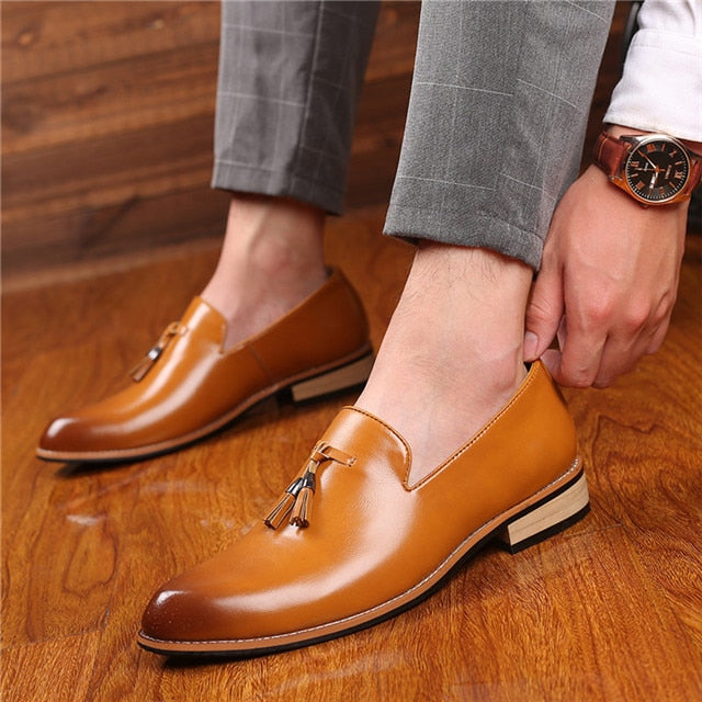 Mens Slevano Shoes