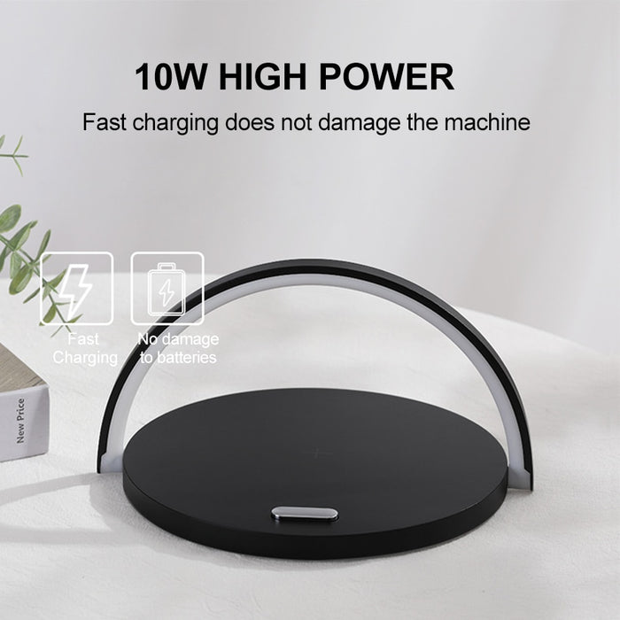 Odin Wireless Charger and Night Lamp