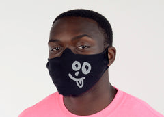 "BMORE ""Made You Look"" Reflective Mask"