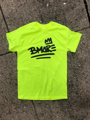 Safety Green Bmore Tee