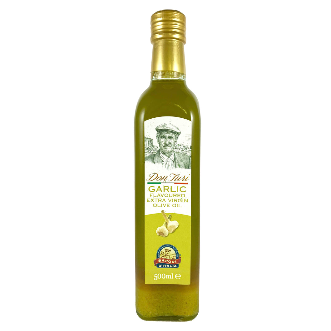 Olio all'Aglio (Italian Garlic E.V.O Oil) 500ml