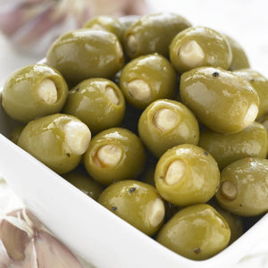 Aglioliva (Garlic Stuffed Olives) 1kg