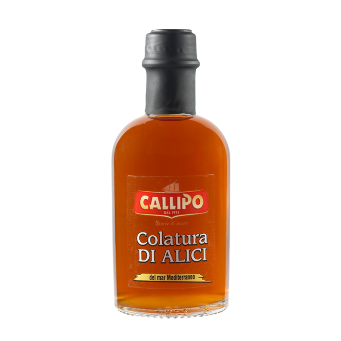 Callipo Colatura di Alici (Anchovy Extract) 100ml