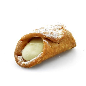 Sicilian White Chocolate Cannoli 150g