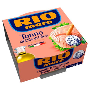 Tonno Rio Mare (Tuna in Olive Oil) 160g